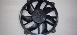 Вентилятор радиатора охлаждения Citroen C4 Coupe (2011-2015)