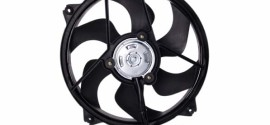 Вентилятор радиатора охлаждения Citroen C4 (2004-2011)