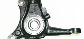 Кулак поворотный (цапфа) передний правый Citroen C5 (2011-2015)