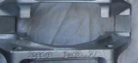 Скоба суппорта переднего левая Citroen C4 (2004-2011)