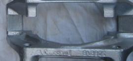 Скоба суппорта переднего правая Citroen C4 (2004-2011)