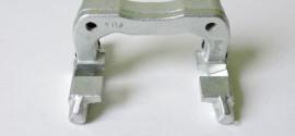 Скоба суппорта задняя правая Citroen C4 (2004-2011)