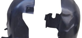 Подкрылок передний правый Citroen C5 (2011-2015)