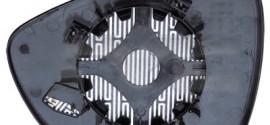Элемент зеркала правый Citroen C4 (2004-2011)