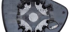 Элемент зеркала левый Citroen C4 (2004-2011)